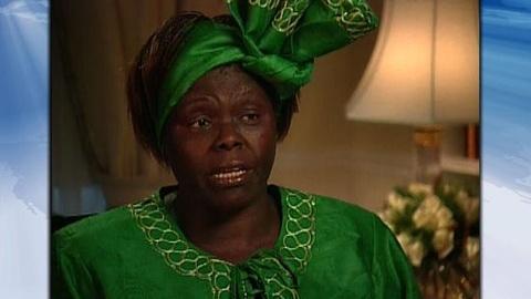 PBS NewsHour -- Remembering Wangari Maathai, First African Woman to Win...