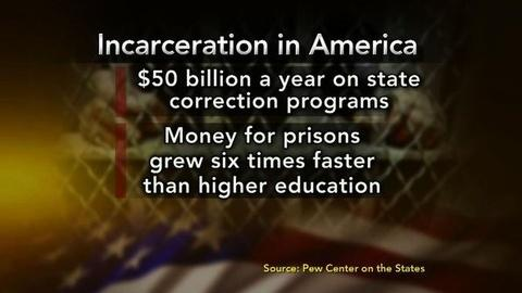 PBS NewsHour -- NAACP Report Calls Shift in Funding Toward Prisons...