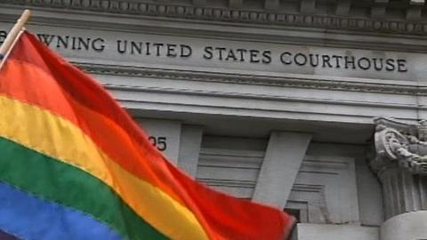 PBS NewsHour -- Will Ruling Lead High Court to Consider Same-Sex Marriage?