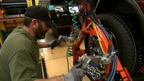 PBS NewsHour -- Detroit's Big 3 Carmakers, UAW Start Labor Talks