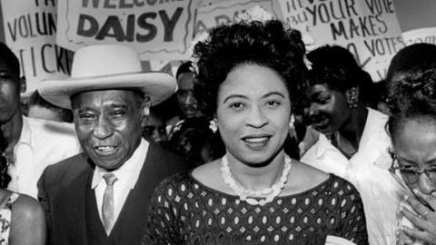 PBS NewsHour -- Daisy Bates: First Lady of Little Rock