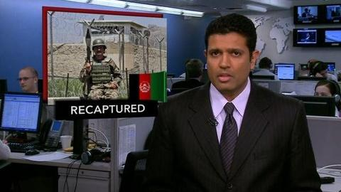 PBS NewsHour -- News Wrap: Security Forces Recapture Some Afghan Inmates