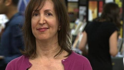 PBS NewsHour -- Weekly Poem: 'Excuse Me, Where Is Varick Street?' by Joy...