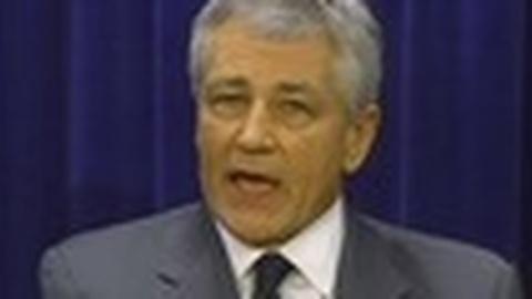 PBS NewsHour -- Firestorm of Criticism for Cabinet Nominee Chuck Hagel