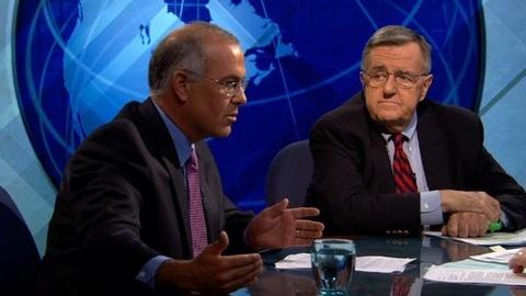 PBS NewsHour -- Shields and Brooks: After Debt Talks 'Meltdown,' What's...