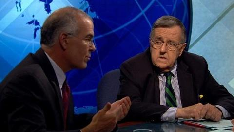 PBS NewsHour -- Shields and Brooks Wrap on 2012 RNC