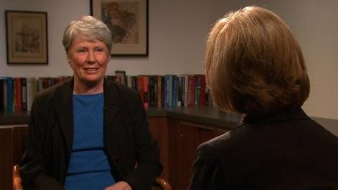 "PBS NewsHour -- ""Hard"" Sciences: A ""Boy Thing?"""