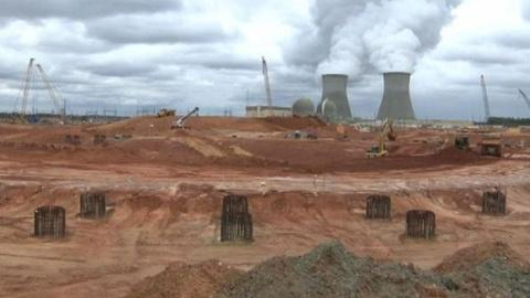 PBS NewsHour -- Surveying the Safety, Wisdom of New Nuclear Reactors in Ga.