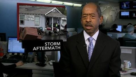 PBS NewsHour -- Flooding, Electrical Outages Remain One Week After Isaac