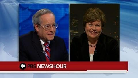 PBS NewsHour -- As Iowa Winnows the Republican Field, Who Will Survive...