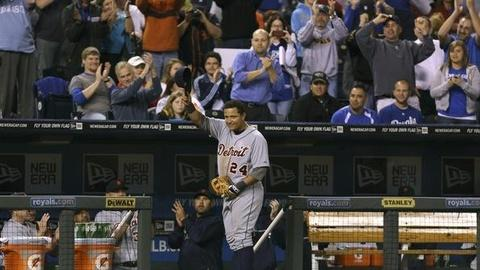 PBS NewsHour -- Detroit Tigers' Miguel Cabrera Wins Baseball's Triple Crown