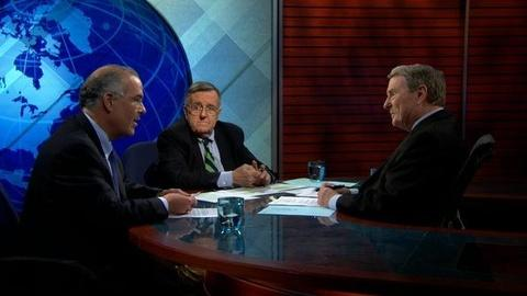 PBS NewsHour -- Shields, Brooks on War Powers Debate, Obama's Inner...