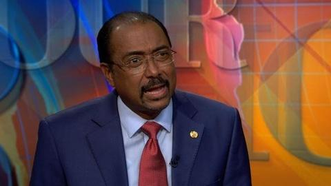 PBS NewsHour -- UNAIDS Head: Deaths Falling, But Crisis Still Overwhelming