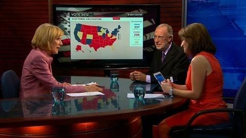 PBS NewsHour -- Romney-Ryan Ticket Emphasizes Economy, Fiscal Philosophy