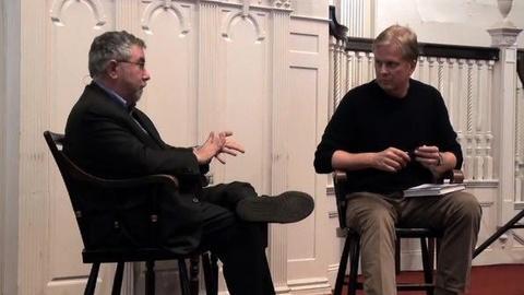 PBS NewsHour -- Paul Krugman on Europe 'Doing the Unthinkable'