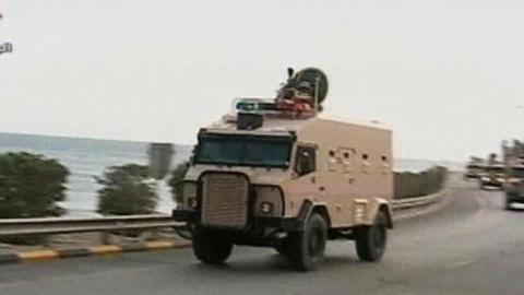 PBS NewsHour -- Saudi Arabia Sends Troops Across Border in Effort to...