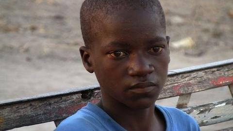 PBS NewsHour -- In Zimbabwe, AIDS Orphan Samuel Gono is One in a Million