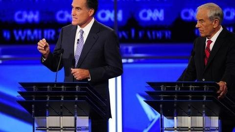 PBS NewsHour -- In GOP's N.H. Debate, a 'Tough Night' for Pawlenty as...