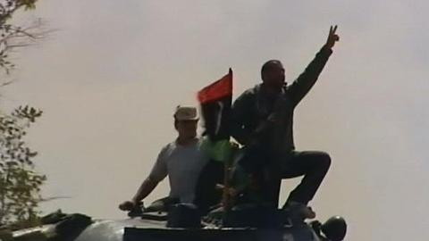 PBS NewsHour -- Libyans Not Hearing Much About Nation-Building Process