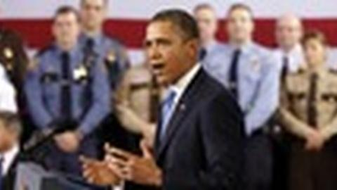 PBS NewsHour -- President Obama Begins Campaign to Push for Gun Control
