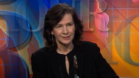PBS NewsHour -- Conversation: Louise Erdrich, Author of 'The Round House'