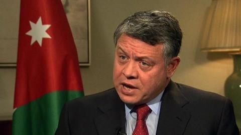 PBS NewsHour -- Jordan's King Abdullah: Coming Weeks Critical for Syria,...