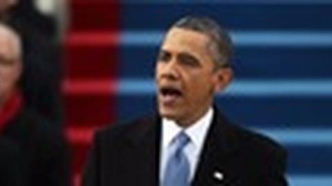 PBS NewsHour -- NewsHour Panelists Analyze Obama's Inauguration Speech