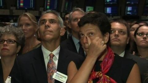 PBS NewsHour -- News Wrap: NYSE Observes Moment of Silence Honoring 9/11...