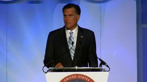 PBS NewsHour -- Poll Numbers Sliding, Romney Plans to Offer Policy Specifics