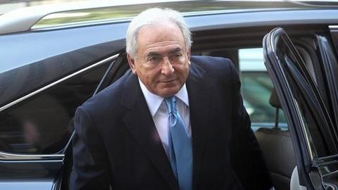 PBS NewsHour -- In Strauss-Kahn Case, All Eyes on Accuser's Statements