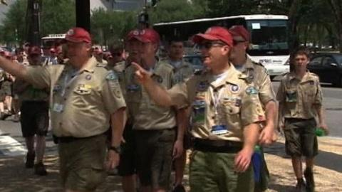 PBS NewsHour -- Boy Scouts Uphold Policy to Exclude Gay Youth