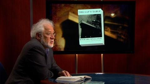PBS NewsHour -- Michael Ondaatje Reads From 'The Cat's Table'