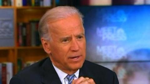 PBS NewsHour -- Politics of Gay Marriage: Biden Remarks Rekindle Culture War