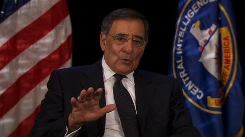 PBS NewsHour -- CIA Chief Panetta: Obama Made 'Gutsy' Decision on Bin...