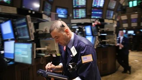 PBS NewsHour -- Jitters in Markets After Ratings Agency Downgrades U.S. Debt