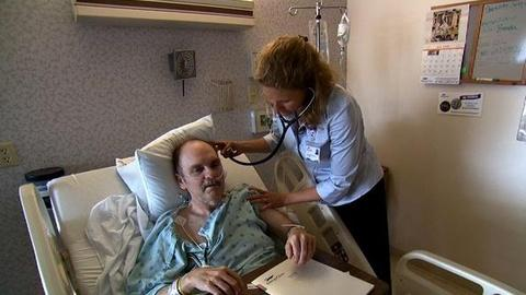 PBS NewsHour -- Candidates' Medicare Plans Could Affect Undecided Voters
