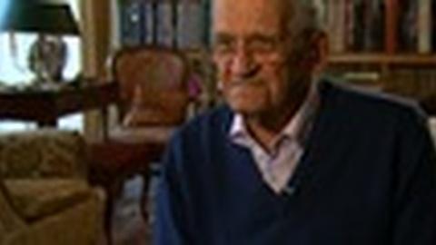 PBS NewsHour -- Greek Poet Titos Patrikios Reads 'Molyvos'