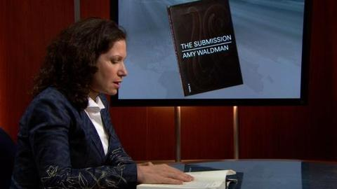 PBS NewsHour -- Amy Waldman reads from her novel 'The Submission'