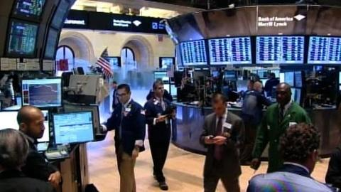 PBS NewsHour -- Investors Worldwide Watch Shares Take a Beating