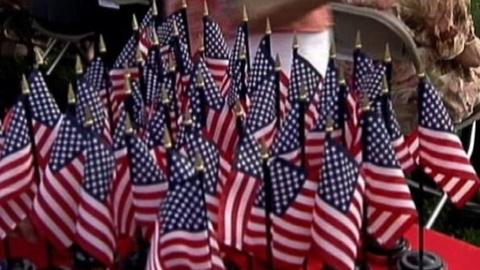 PBS NewsHour -- Fourth of July Celebrations Draw Families, Troops and...