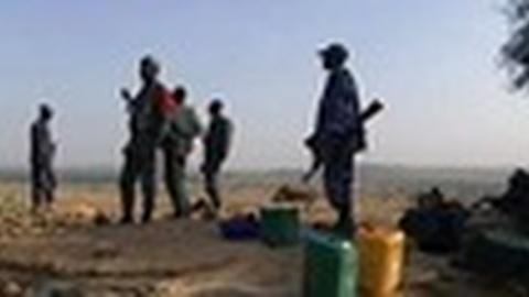 PBS NewsHour -- Malian Troops Advance Into Islamist Territory