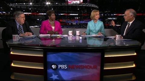 PBS NewsHour -- Shields and Brooks on Gov. Christie, Ryan's Earnestness