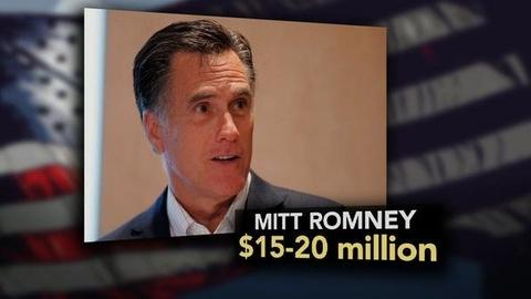 PBS NewsHour -- Campaign Cash Race Is on for GOP '12 Contenders, Obama...
