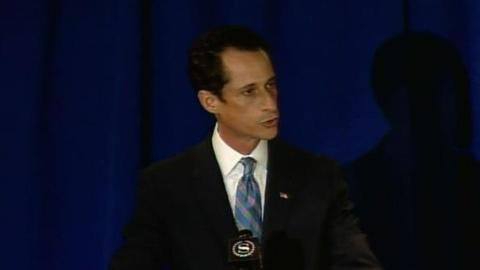 PBS NewsHour -- Weiner Admits to Sending Lewd Photos, Faces Call for...