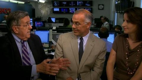 PBS NewsHour -- Shields, Brooks On Romney's Comedy Act, NewsHour Wonkiness