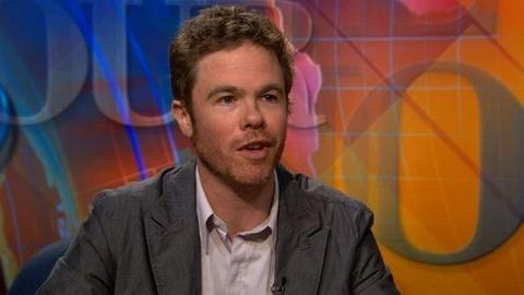 PBS NewsHour -- From Josh Ritter, a Song That Became a Debut Novel