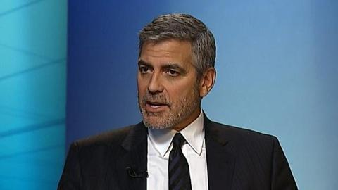 PBS NewsHour -- George Clooney Puts Spotlight on Bloodshed, Crisis in Sudan