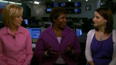 PBS NewsHour -- Political Checklist: Tax Cut Talk, and Who's the Underdog