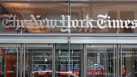 PBS NewsHour -- New  York Times Names First Woman to Executive Editor Job