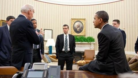 PBS NewsHour -- Plouffe: We Won't Accept Boehner's Short-Term Deal